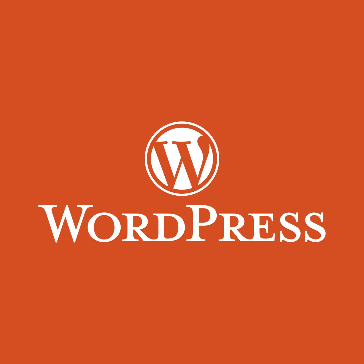 WordPress/パーマリンク設定/新規・変更