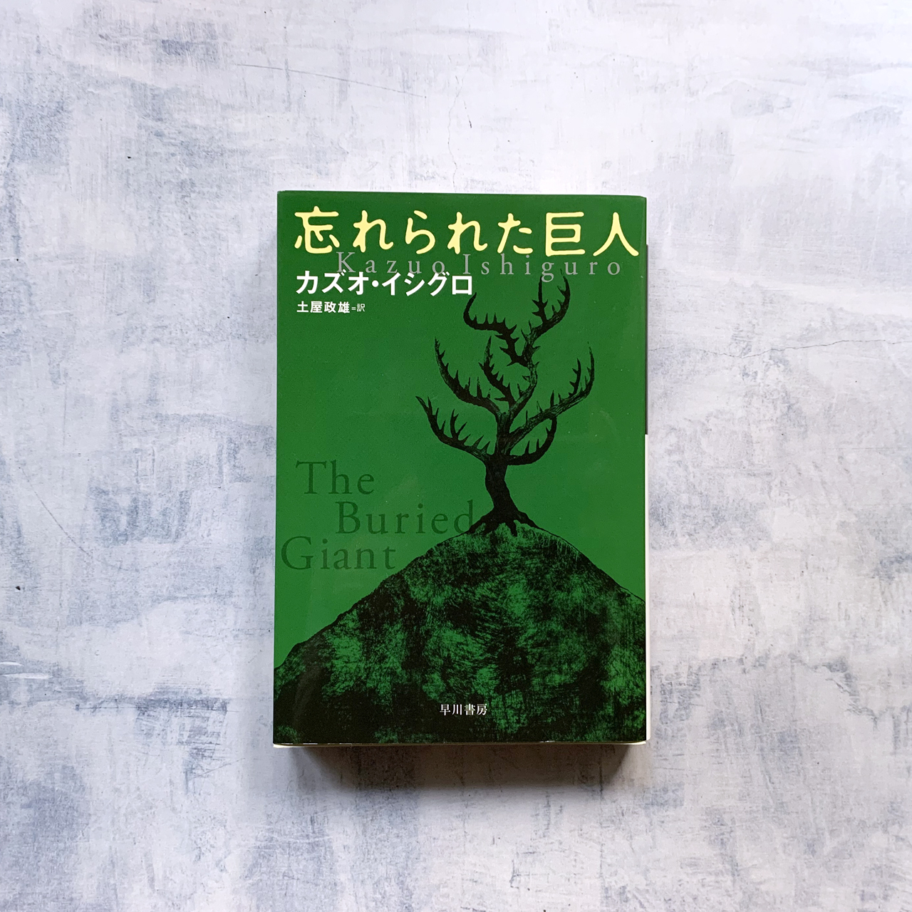 memo/読書きろく/忘れられた巨人