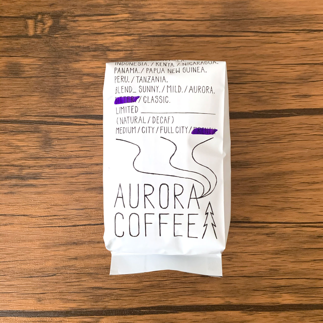 AURORA COFFEE