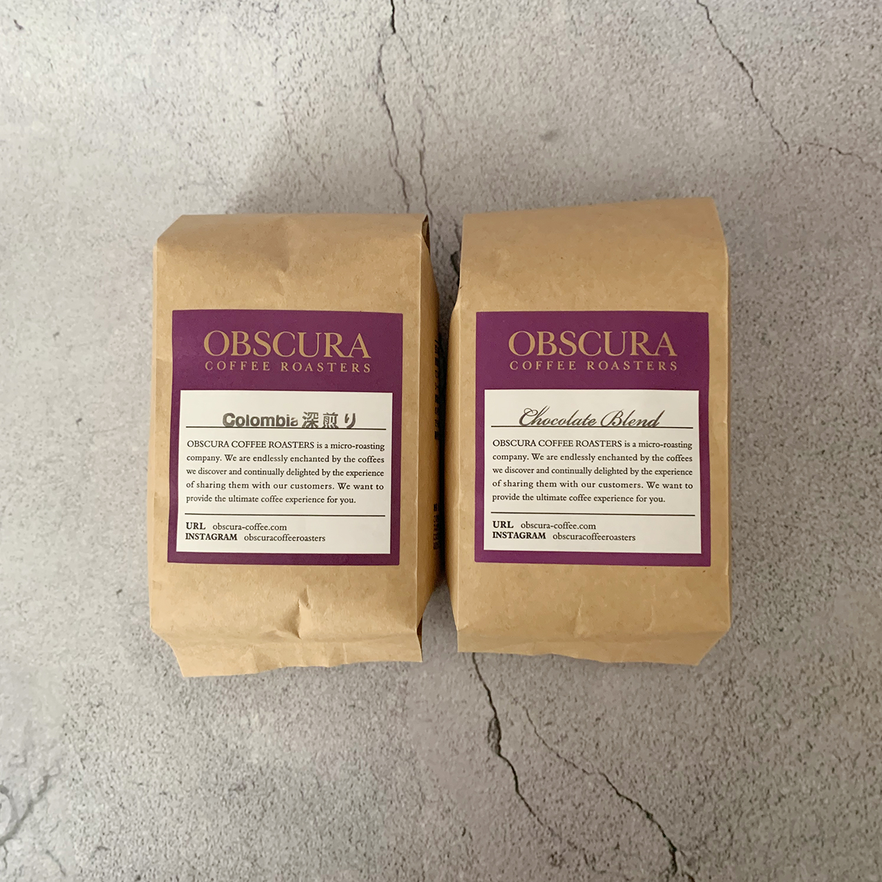 OBSCURA COFFEE ROASTERS