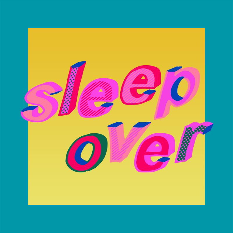 お泊まり会/sleepover/übernachtung
